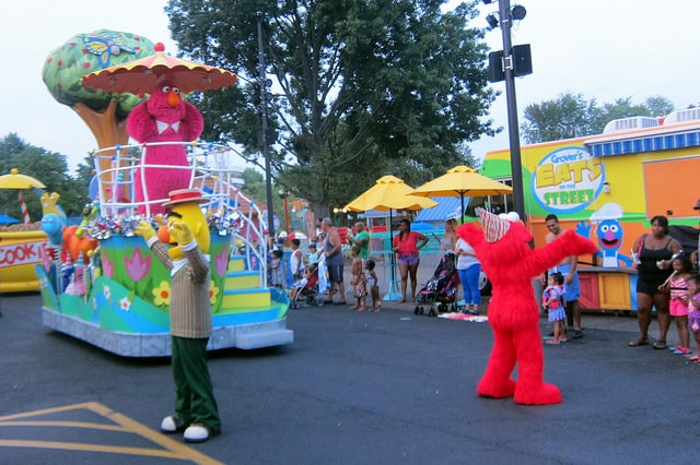 You Really Can Get to Sesame Place