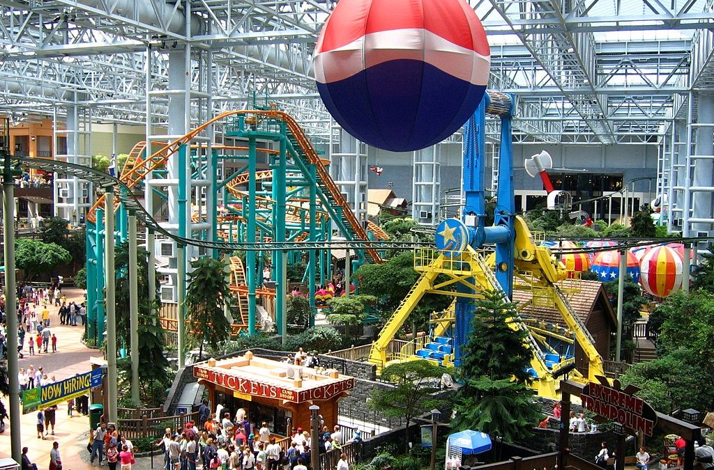 5 Indoor Amusement Parks You Definitely Have to Visit
