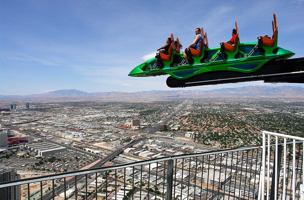 5 Las Vegas Thrill Rides That You Need to Experience
