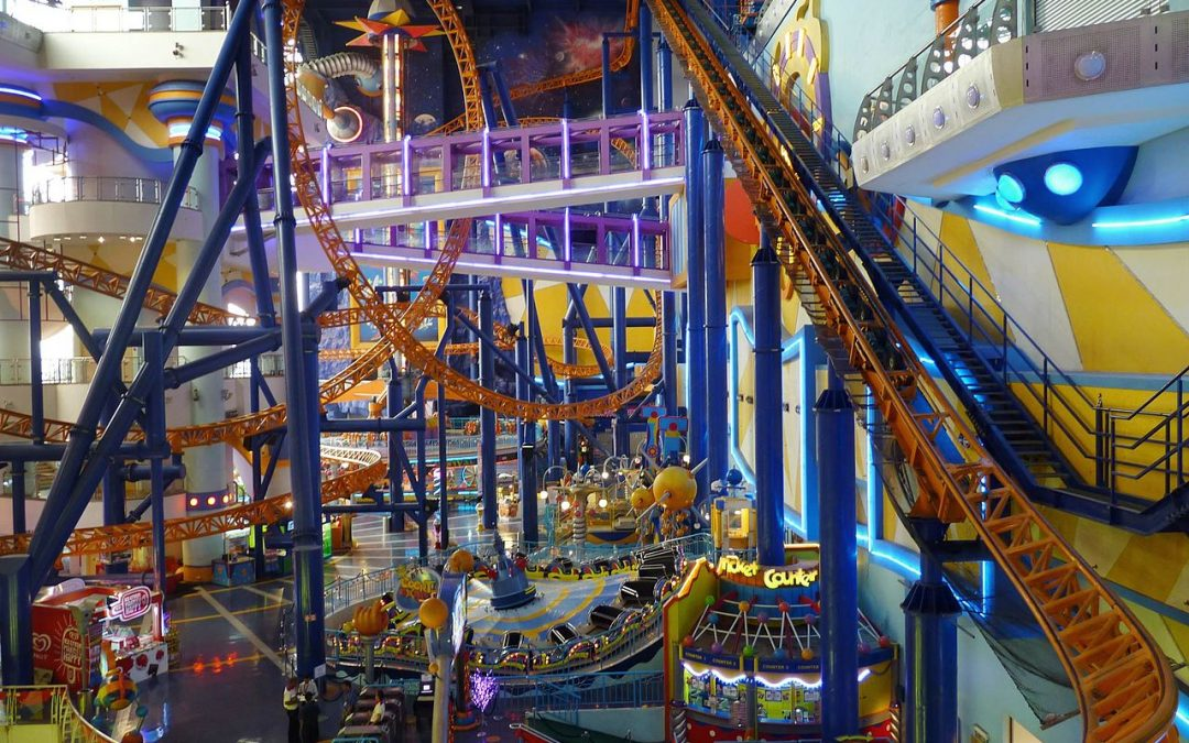 5 Indoor Amusement Parks Kids Can't Get Enough of (and Adults Too)