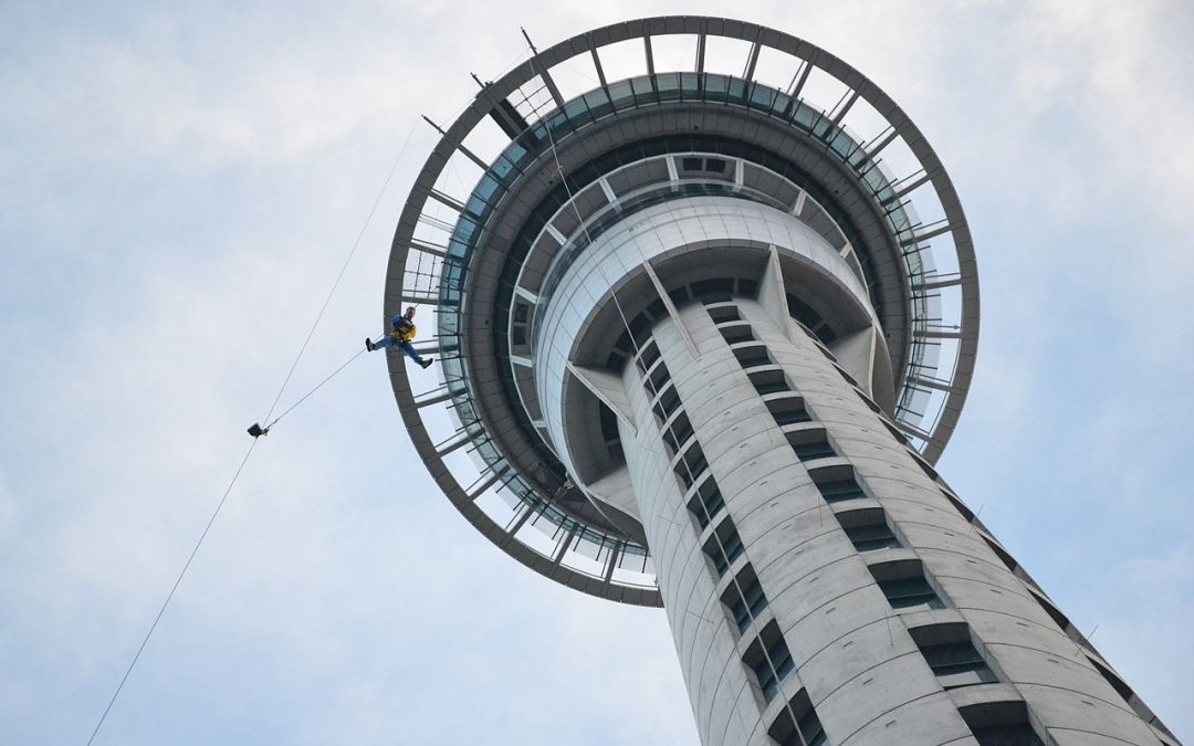 The Sky Tower Bungee Jump – The Leap of Freedom You Definitely Have to Try