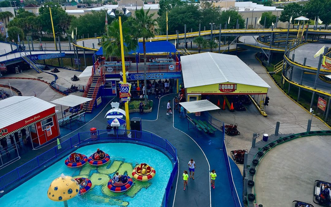 Fun Spot Orlando – Family Fun in the Sun at Very Affordable Rates