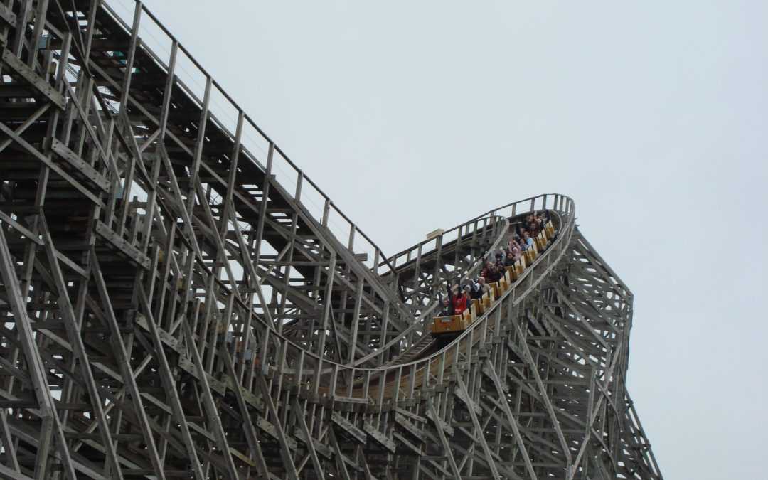 3 Wooden Roller Coasters You Need to Know (and Ride)