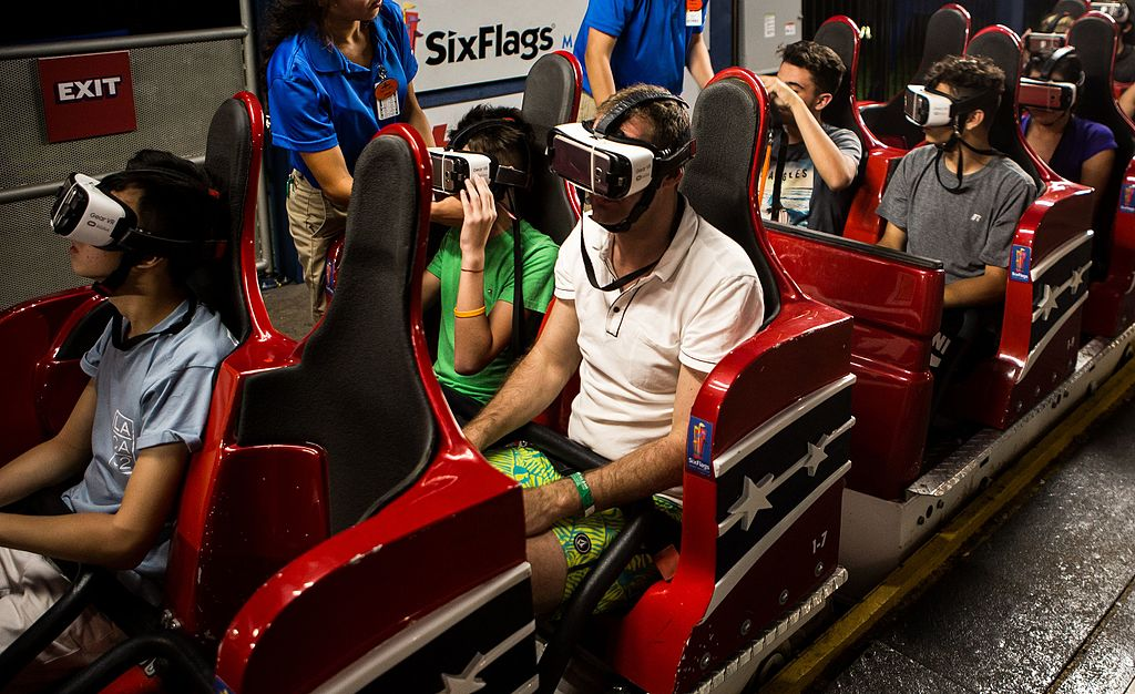 Virtual Reality Rides – The New Source of Your Adrenaline Fix