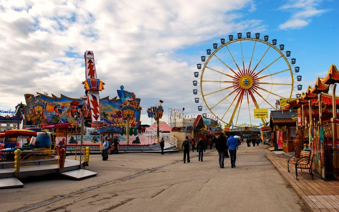 What Are the Rides and Attractions at Keansburg Amusement Park?