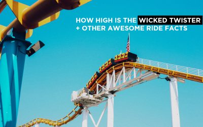 How High Is The Wicked Twister And Other Awesome Ride Facts