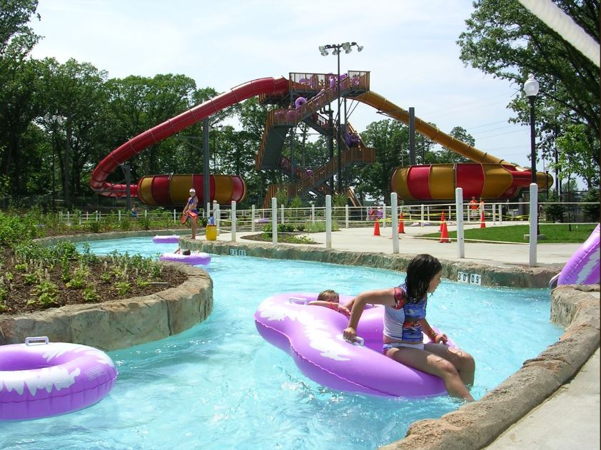 deep river water park great river