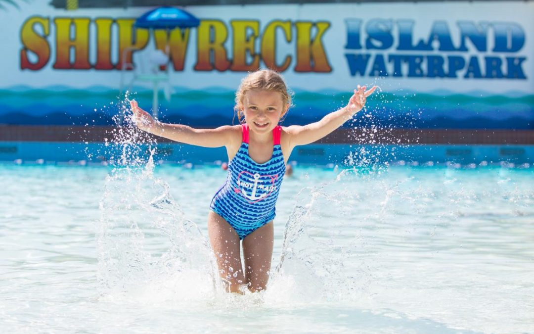 Shipwreck Island Waterpark: Fun For Friends And Family