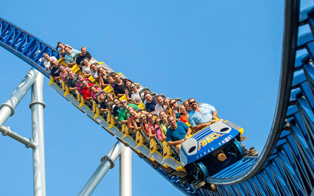 Giga Coaster: An In-Depth Review of the Millennium Force